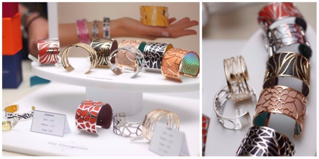 Les Georgettes Cuffs Bracelets Bangles Designer Jewellery