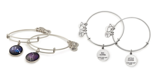Big Dipper Little Dipper Alex and Ani Designer Jewelry Jewellery Bracelet Bangle